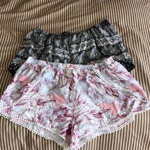 Mudd Shorts (2)